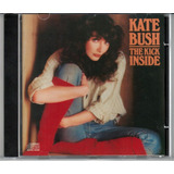 Cd Kate Bush  The Kick Inside [made In Usa]